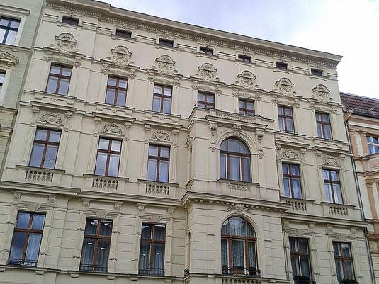 Straßenansicht Victoriastadt - Berlin Lichtenberg
