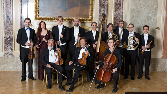 Concilium Musicum Wien (c) Rainer Fehringer