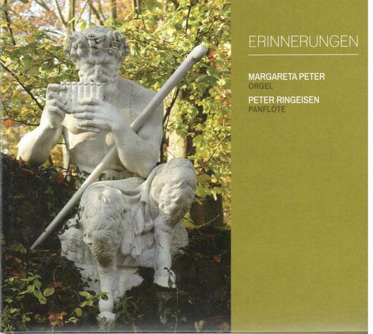CD-Cover Erinnerungen