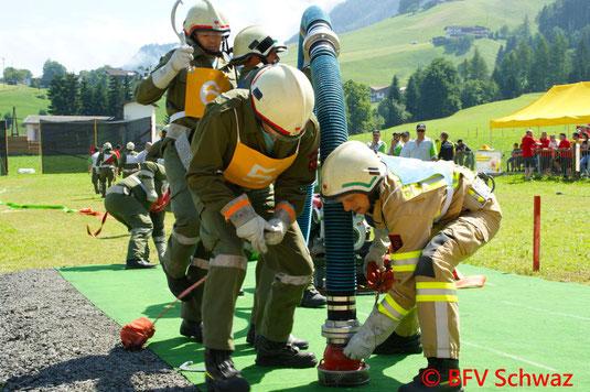 © Bezirksfeuerwehrverband Schwaz