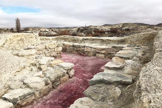 Yacimiento Arqueológico de la Necrópolis de Tútugi de Galera