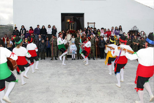 Fiestas de San Antón en Orce