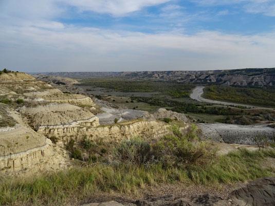 Theodore Roosevelt Nationalpark, North Unit, North Dakota
