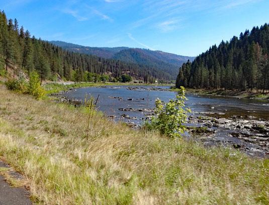 Lochsa River, Northwest Passage Scenic Byway, Idaho