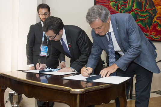 Argentina y Chile firman un acuerdo de cooperación para fortalecer el ecosistema emprendedor e impulsar a las PyMEs