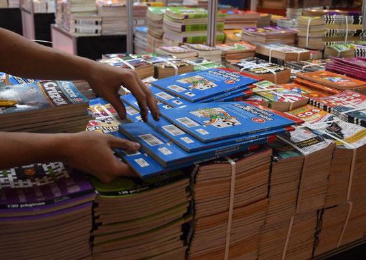 El programa habilita la compra de libros de impresión nacional todos los días en comercios de todo el país