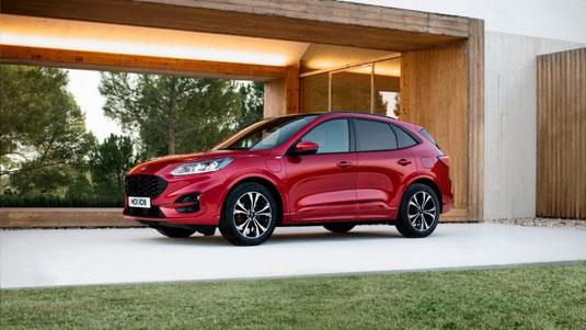 Ford Kuga - Modelljahr 2020