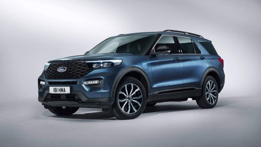 Ford Explorer - Plug in Hybrid - 450 PS