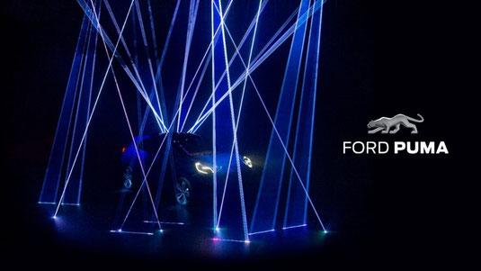 Ford Puma - Crossover