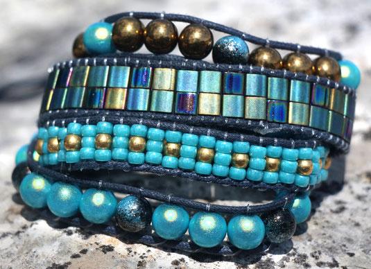 Bijoux bracelet wraps