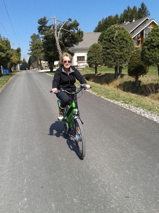 La via vercors en vélo électrique