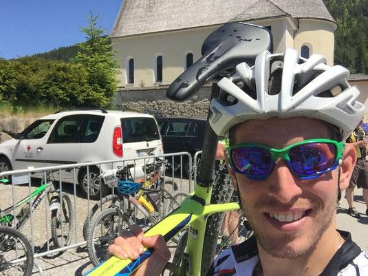 Pascal Benedikter Vomp Radclub Tirol ÖAMTC Tom Siller Radsport Tirol Nachwuchs Elite Team Birgit Woisetschläger Regionalsport Land Tirol Tiroler Wasserkraft Allgemeiner Sportverband Österreich Reborn Eyewear Scott Rasportburger