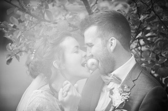 Hochzeitsfotograf Nürnberg, Hochzeitsreportage in Weiden Max Reger Anlage