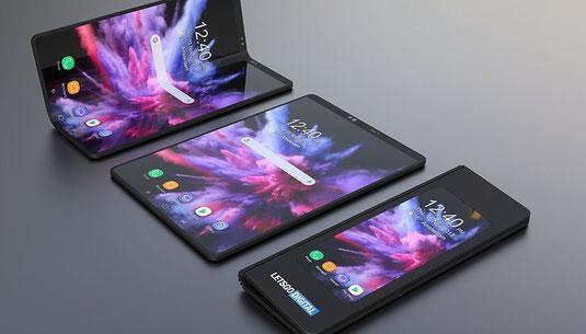 Samsung foldable phone, Galaxy Fold