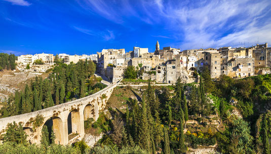 best places to see in apulia