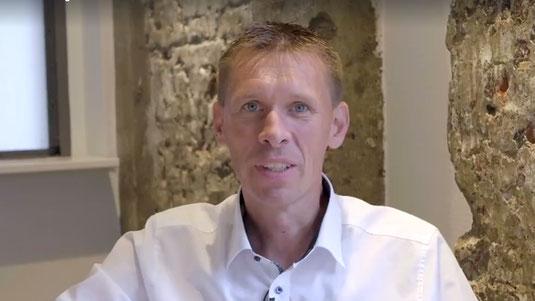 Will das Konzept von New Work im Startup-Campus vorantreiben: 20Scoops-CFO Holger Jürgens