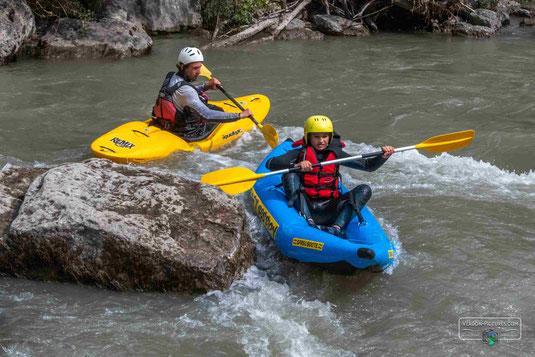 kayak verdon, canoe verdon, canoe gorges du verdon