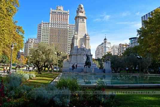 - Plaza de España - Madrid -