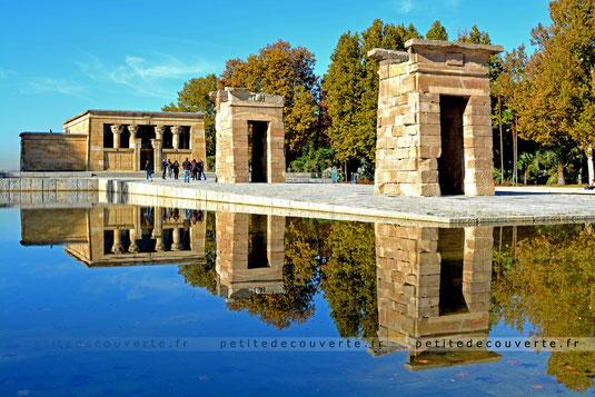 - Templo de Debod - Madrid -