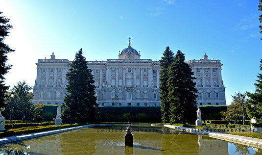 - Palacio Real - Madrid -