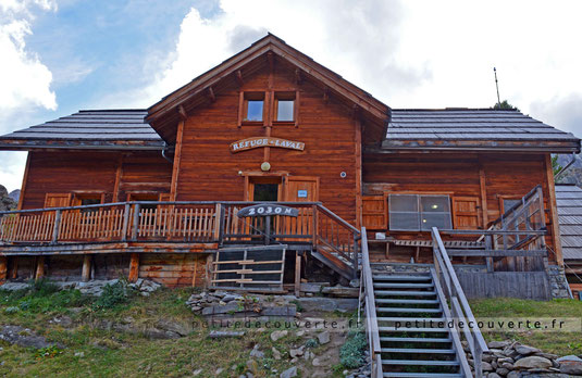 Refuge de Laval , Nevache, Hautes-Alpes