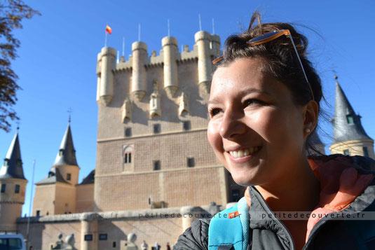 Alcázar de Segovia, Alcázar de Ségovie espagne petite découverte