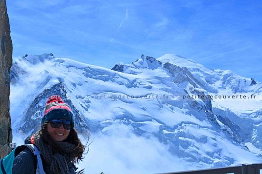 Mont-Blanc, chamonix, aiguille du midi