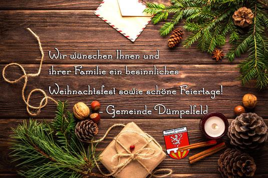 Frohe Und Gesegnete Weihnachten.Frohe Und Gesegnete Weihnachten Gemeinde Dümpelfeld