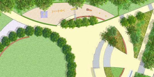 Landscape architect Venice progettazione giardini da3studio
