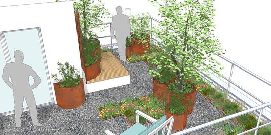Landscape architect Venice