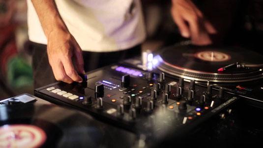 DJ Equipment | mieten | CD Player | DJ Mixer | Luzern - Musicland Luzern