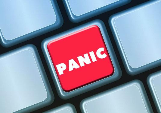 Panic attakcs.