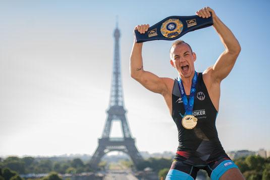 Weltmeister im Ringen Frank Stäbler (Quelle: ©24passion)