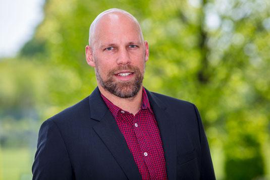Axel Kromer, Vorstandsmitglied des Deutschen Handballbundes (Quelle: Sascha Klahn)