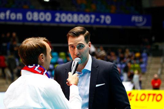 Henning Wegter (Geschäftsführer der United Volleys)