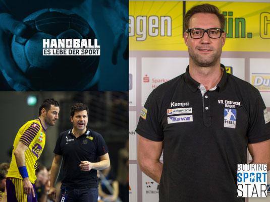 Top-Handballtrainer über BookingSportStar (Quelle: Camera4 und Vfl Eintracht Hagen)