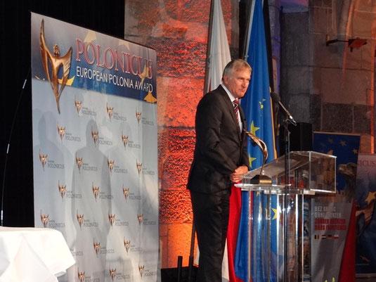 Polonicus Preisverleihnung 2016- Auszeichnung für Polonica e.V.