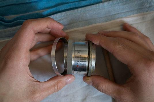 Jupiter 11 Fokusring schwergängig