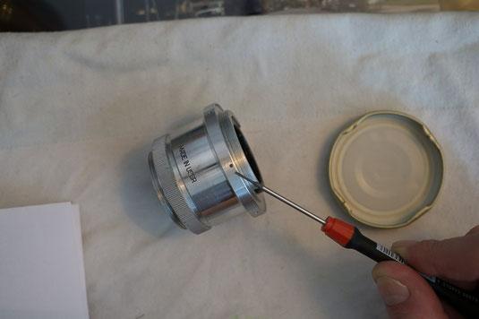 Jupiter 11 Reparatur