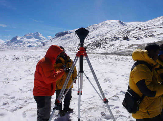 Even in harsh tibetan climate the Civetta 360 technology is suitable.
