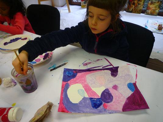 Cours de dessin pour les petits à Grenoble
