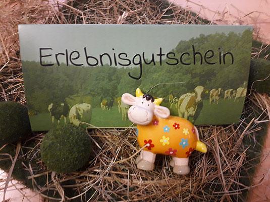 Gutschein für Bauernhofurlaub in der Eifel