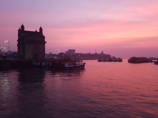 Gateway of India. Mumbay. Colaba