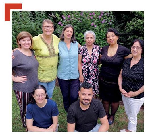 Ein starkes Team gegen Menschenhandel und Ausbeutung