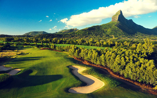 Golf de l'ile Maurice Tamarina Golf club