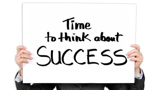 Erfolg in der Selbstständigkeit
