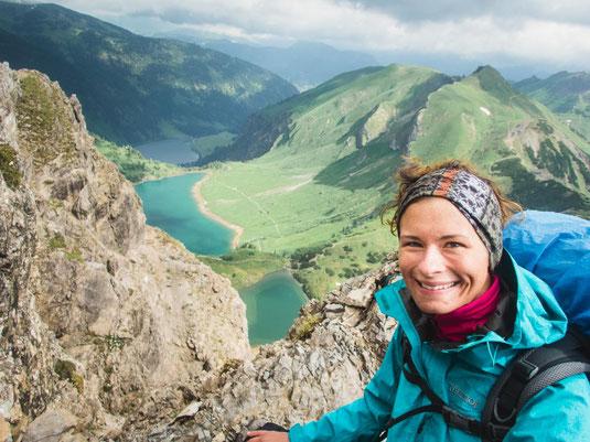 Wunderschön, die türkisblauen Seen - Vilsalpsee, Traualpsee und die Lache