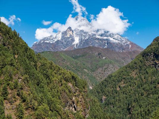 Der heilige Berg Khumbila