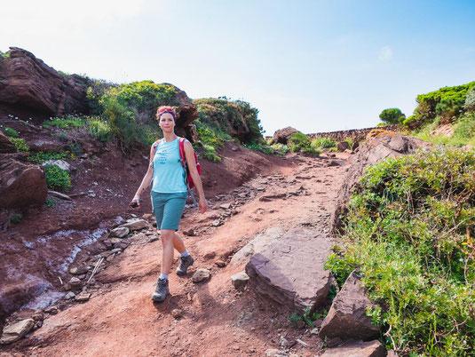Wirklich tolle Wanderwege gibt es auf Menorca