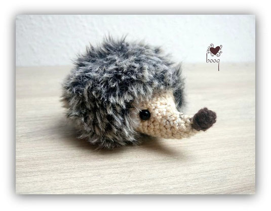 hedgehog crochet pattern free
